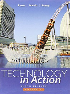 Technology in Action Complete Myitlab Exploring Microsoft Office 2010, Vol.