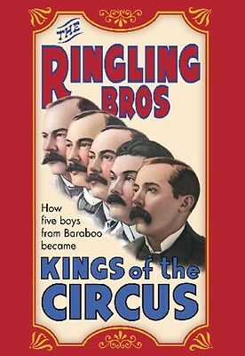 Janson Media Ringling Brothers: Kings of the Circus