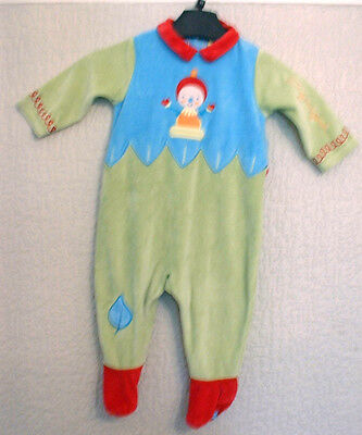 Dim Dam Doun Baby Grow Age 9 Mths Made In France