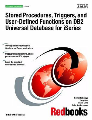 Stored Procedures, Triggers, and User-defined Functions on DB2 Universal Databas