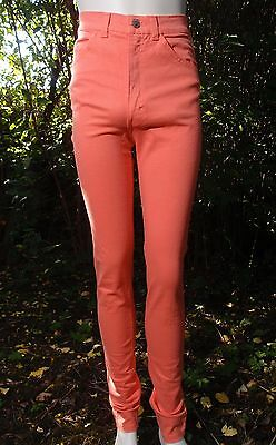 Mustang Stretch Jeans Tight Fit Disco W 31 L32 original Vintage Skinline Röhren