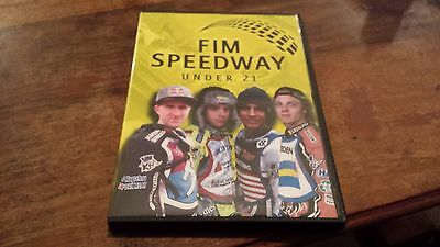 World Under 21--Semi Final 2014--Leicester--Speedway Dvd-- 2014