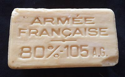 Rare WW1 French Army Soap