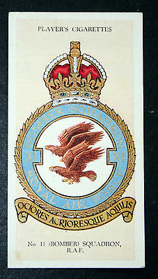 NO 11  SQUADRON  RAF    Original Vintage Card