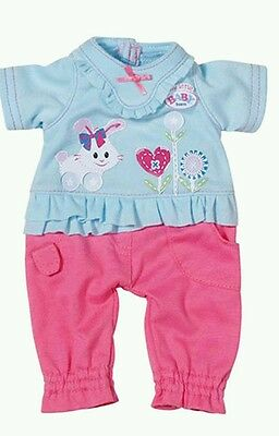 New Zapf Creation Baby Born Doll Outfit Clothes