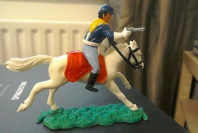 Vintage Timpo Mounted Cavalry