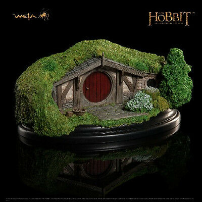 Weta Collectibles The Hobbit 40 Bagshot Row Hobbit Hole Statue New
