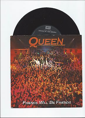 Queen Friends Will Be Friends Original Single With Picture Cover From Uk
