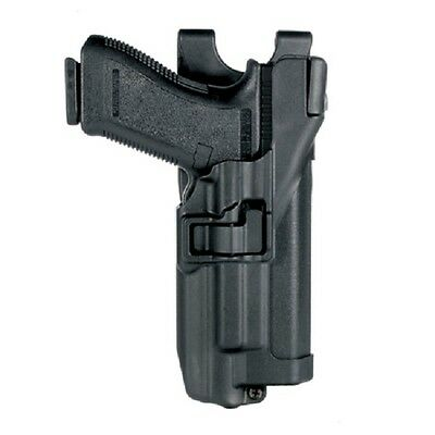 BlackHawk 44H106BK-L Black LH Level 3 Serpa Sig 220/226/228/229 Gun Holster