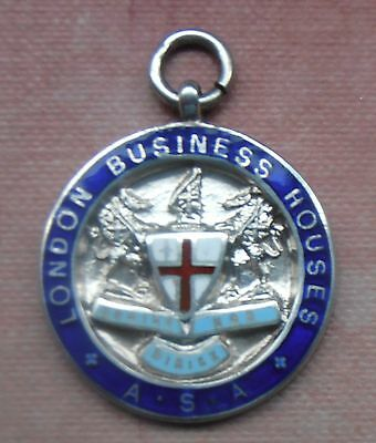 London Business House Silver Medal