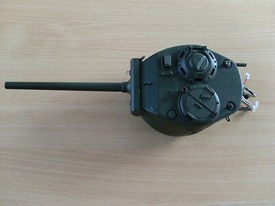 Mato Sherman 1:16 Scale RC Tank Turret with wiring