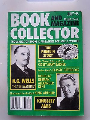 Book Collector Magazine July1995 No 136 H G Wells Kingsley Amis Penguin Story