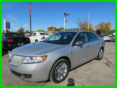 2012 Lincoln MKZ/Zephyr AWD 2012 AWD Used 3.5L V6 24V Automatic Sedan clean clear title we finance carfax
