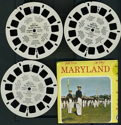 Viewmaster A780          MARYLAND