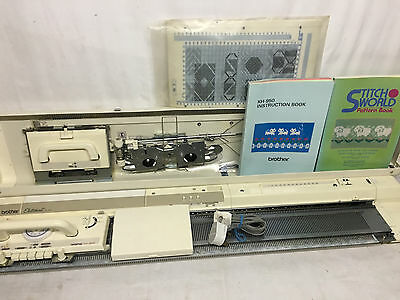 Brother Kh-950 Electronic Knitting Machine
