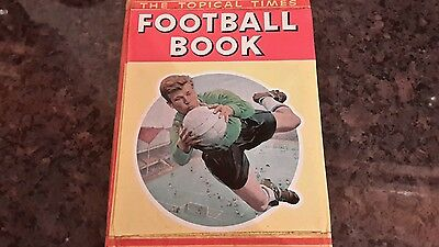 Topical times football book