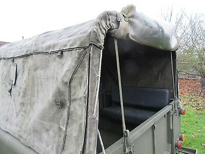 Land Rover Defender 90 canvas hood (used)