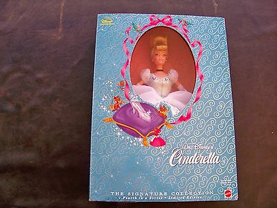 Walt Disney's Cinderella, Signature Collection, 1998 by Mattel, New in Box