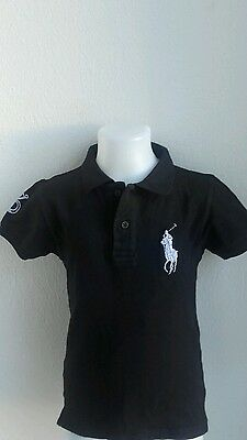 Polo manches courtes POLO RALPH LAUREN TAILLE 10 ANS