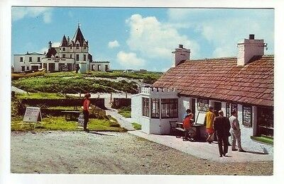 John O'Groats House Hotel People At The  Last House In Scotland 1960's Caithness