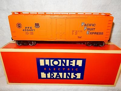 LIONEL 6-17306 Southern Pacific Fruit Express Std O Express Reefer car-New w box