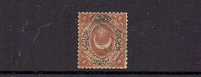 TURKEY 1865 5pi POSTAGE DUE USED