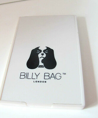 New, & Gorgeous, Genuine, Billy Bag, Hand & Handbag Mirror. Perfect Compact Size