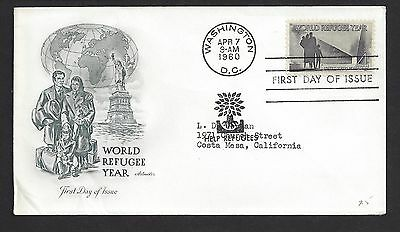 USA...FDC.. First Day of issue Cover... SC # 1149...Artmaster Cache