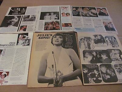 Julie Andrews       Clippings   Wow   #1027
