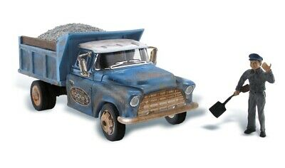 Woodland Scenics AS5550 HO Scale Rocky's Road Repair Vechicle