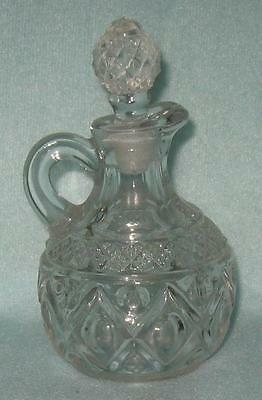 Imperial Cape Cod Cruet with Stopper