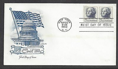 USA...FDC.. First Day of issue Cover... SC # 1229. Art master Cache