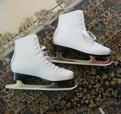 New Ice Skates - Us Sz 8 - They Have Never Been Worn