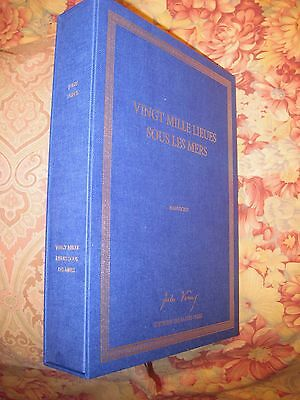 20,000 Leagues Under The Sea - Jules Verne - Facsimile Of Original Manuscript