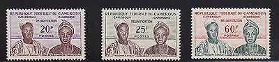 Kappysstamps Id#3271 Cameroon 352-4 355-7 352-357 Mint Nh Cats 587.00