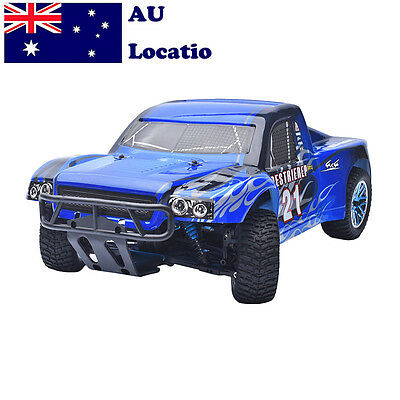HSP 94170PRO 1/10 2.4Ghz 4WD Brushless RC Car Short Course Rally Truck
