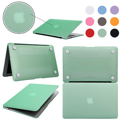 "New Frosted Matte Rubberized Hardshell Hard Case Cover For Macbook Pro 15""A1286"