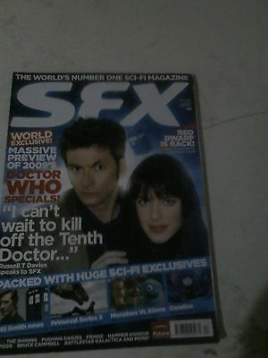 SFX 181 Dr Who Cover
