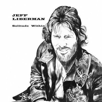 LIBERMAN, JEFF - Solitude Within - LP Out Sider Out Sider
