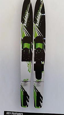 water skis  adult combos  kidder 67 inch