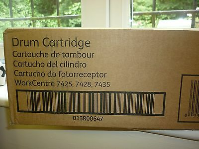 Xerox drum cartridge 013R00647 for Workcentre 7425/7428/7435