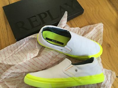 Replay Men's Slip-on Pumps Size 41