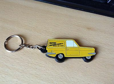 Unused only fools and horses rubber keyring