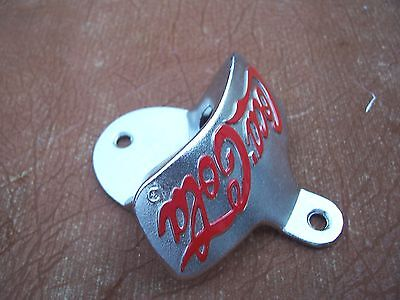 Used Silver Coloured Coca Cola Bottle Opener