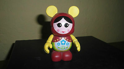 "Disney Vinylmation Russian Nesting Doll Cutesters 3"" tall"