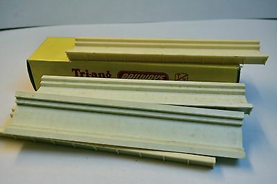 Triang TT gauge T106  6x Straight Track Foundations, in correct Box