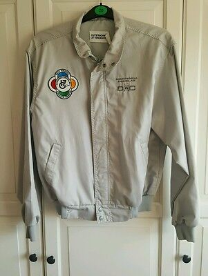 C17 globemaster Mcdonnell Douglas outstanding attendance jacket large