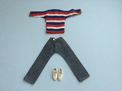 Original made in England weekender outfit for Sindy doll