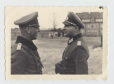 ***  Superbe Photo Officiers Allemands Wwii*** 1939-1945  ****