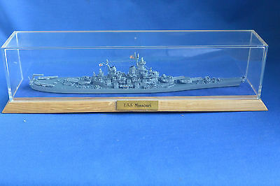1/1250  Navis Neptun Spider Navy Uss Missouri With Rigging And Detailing
